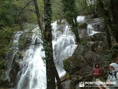 Garganta de las Nogaleas -  Valle del Jerte; ruta de senderismo madrid